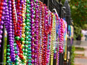 collier perle nouvelle orleans